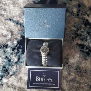 Women's Bulova Diamond Watch